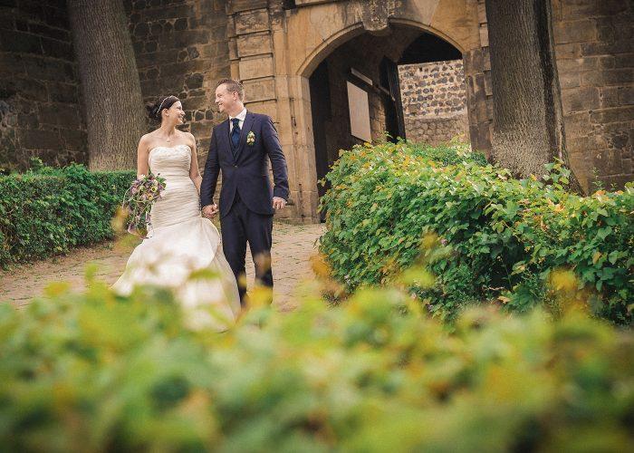 Foto-Hochzeitspaar-Burg-Stolpen