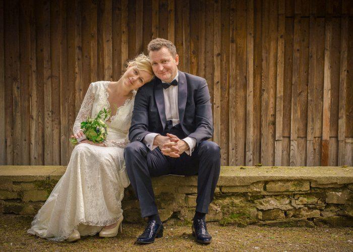 Modernes-Hochzeitsfoto-Schloss-Lichtenwald